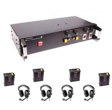 kit intercom filaire ms721 2 directions tecpro